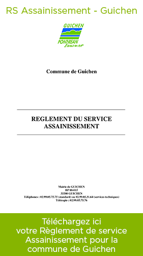 RS Assainissement Guichen